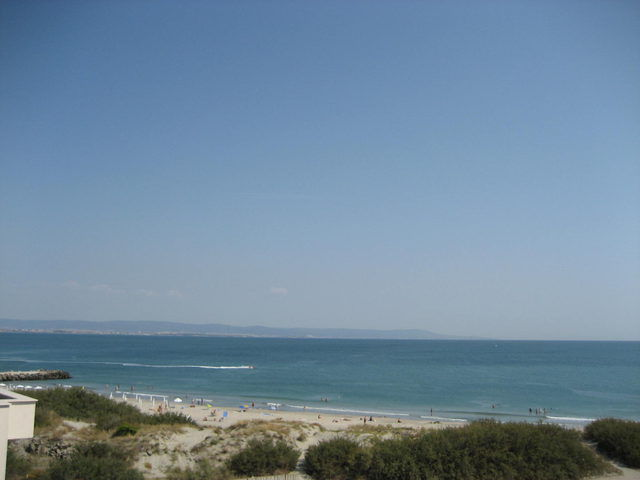 ApartHotel Pomorie  Bay - View from hotel